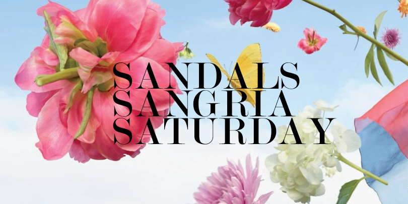 Sandals Sangria Saturday