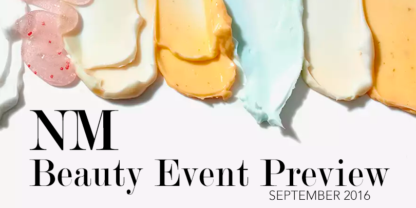 Beauty Event Preview